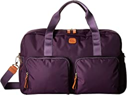 "X-Bag 18"" Boarding Duffle w/ Pockets"
