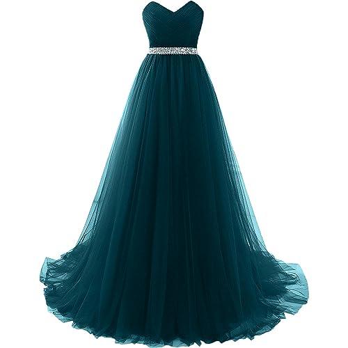 a63f53ff6a8 MILANO BRIDE Strapless Empire-Waist Long Prom Evening Dresses 2018  Affordable