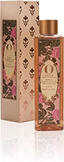 Ohria Ayurveda Rose & Pomegranate Shower Oil/Body Oil For Normal/Dry Skin, 200ml