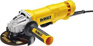 DeWalt DWE4233-QS Grinder Ø 125 mm, 1400W, Wired paddle switch, No-load speed 11500 rpm, M14, Anti-vibration and multi-pos...
