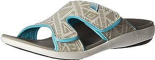 Spenco Womens Women's Tribal Slide Sandal