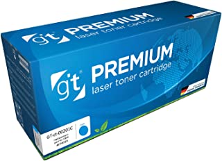 Gt Premium Toner Cartridge For Hp Clj M252/m277mfp - Cf401a / Hp 201a Cyan, (gt-ct-00201c)