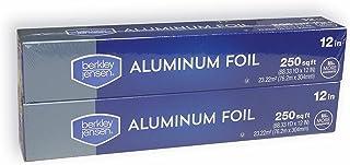 Berkley Jensen Aluminum Foil, 2 pk./250 sq. ft. 12250