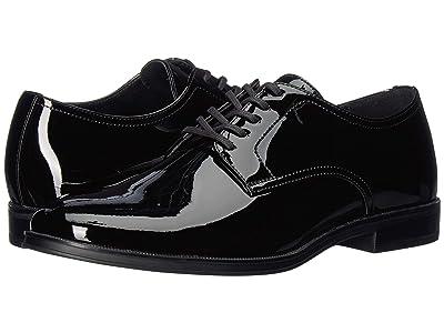 Calvin Klein Wilbur (Black Patent) Men