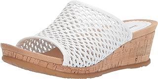 BareTraps Women's Flossey Slide Sandal