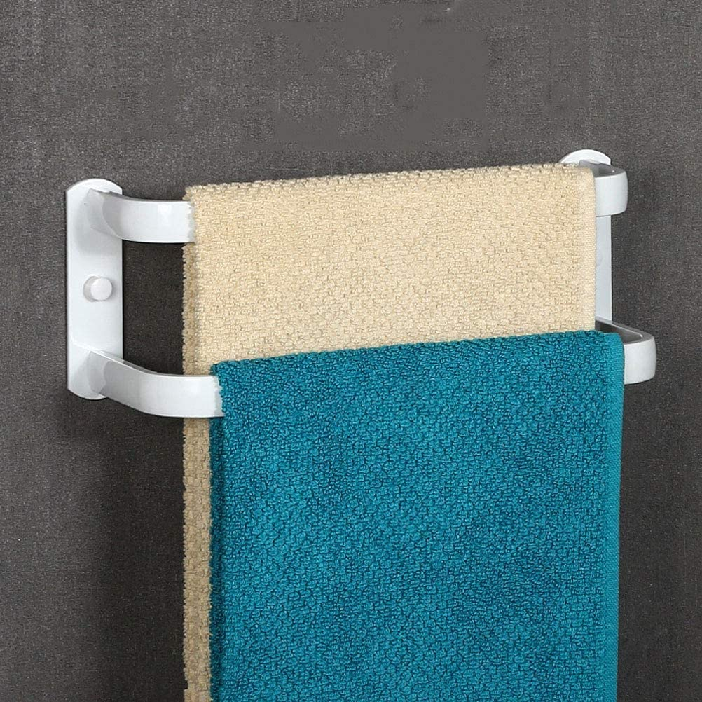 TCTCXQG Towel Rack Bathroom Mounted Multilayer Omaha Mall New Orleans Mall Wall Dislocation