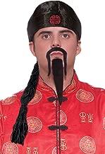 Forum Novelties Men's Chinese Man Pig Tail Hat Costume Accessory
