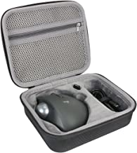 Hard Travel Case for Logitech MX Ergo Advanced Wireless Trackball Mouse by co2CREA (Case for Mouse and Accessories)