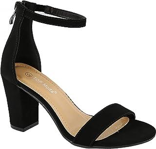 کفش کفش صندل پاشنه بلند زنانه TOP Moda Fashion