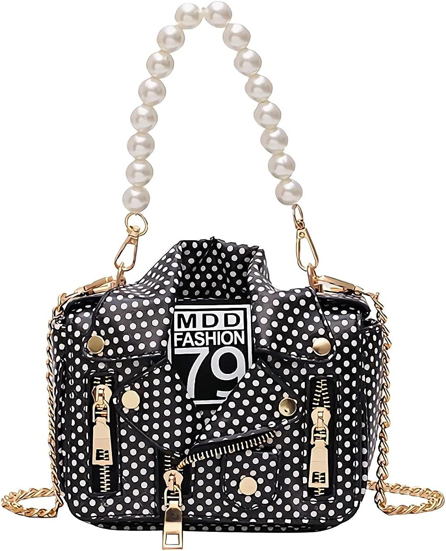 Pearl Outlet sale feature Women's Motorcycle Jacket Bag Punk P ...
