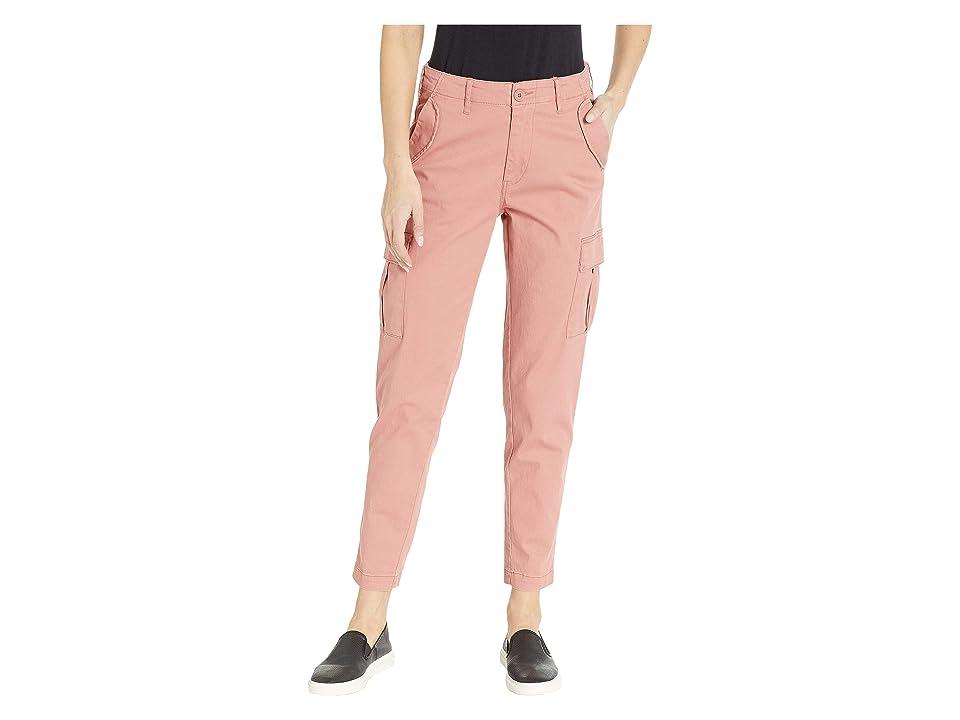 f679f21afc9 UNIONBAY Garner Skinny Stretch Cargo (Antique Rose) Women s Casual Pants