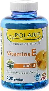 Polaris Vitamina e 400Ui Natural 200Perlas 1000 g 1 unidad