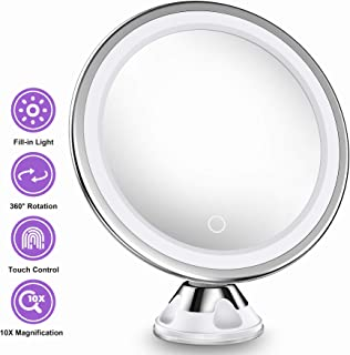 Kdkd Lighted Makeup Mirror 1x 7x