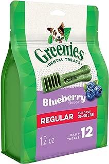 GREENIES Blueberry Dental Dog Treats,