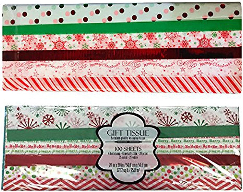 ALEF Weihnachten Geschenk Seidenpapier Weihnachts Mylar Bäume 20 x 20 20 20  B015P0PC70  | Qualität Produkt  650ac9