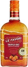 Le Favori Triple Sec Orangenlikör 1 x 0.7 l