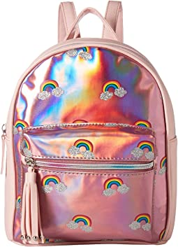 Over The Holo Rainbow Backpack