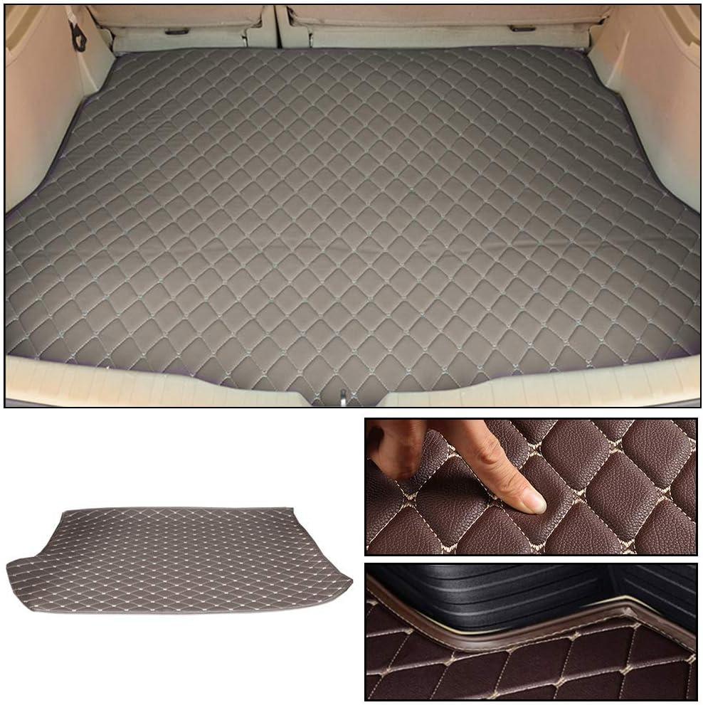 Custom Trunk Mat Overseas parallel Max 70% OFF import regular item Floor for Mitsubishi Sport Pajero 2011~2015