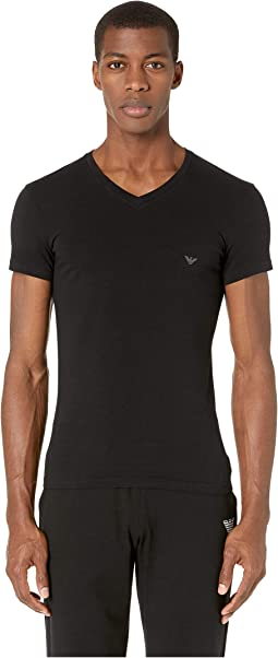 Big Eagle V-Neck T-Shirt
