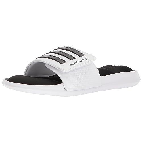 ec9dae68717e adidas Men s Superstar 5G Slide Sandal