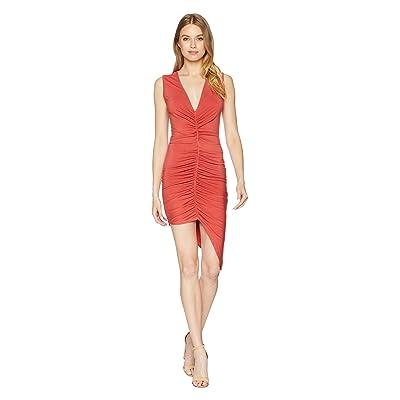 Young Fabulous & Broke Slyvana Dress (Adobe Solid) Women