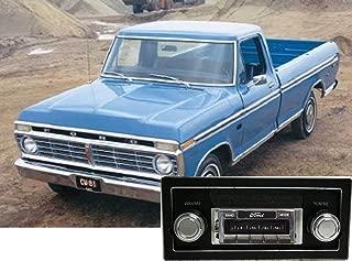 Custom Autosound Stereo compatible with 1973-1979 Ford Truck, USA-630 II High Power 300 watt AM FM Car Stereo/Radio
