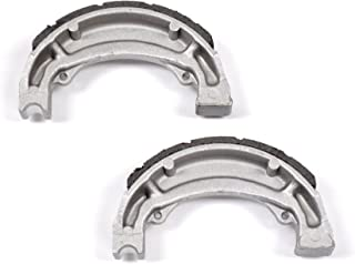 Suzuki DR-Z 125 03-13 Rear Grooved Brake Shoes by Niche Cycle Supply