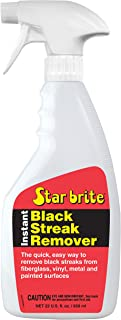black streak remover for boats
