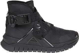 Balmain Luxury Fashion Womens SN0C253LNYL0PA Black Hi Top Sneakers | Fall Winter 19