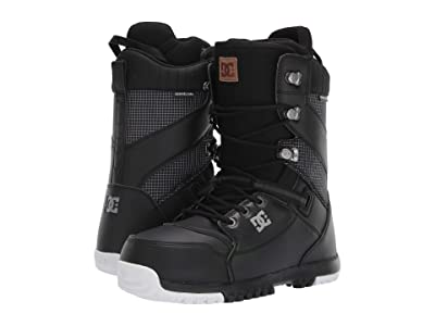 DC Mutiny Lace Snowboard Boot (Black) Men