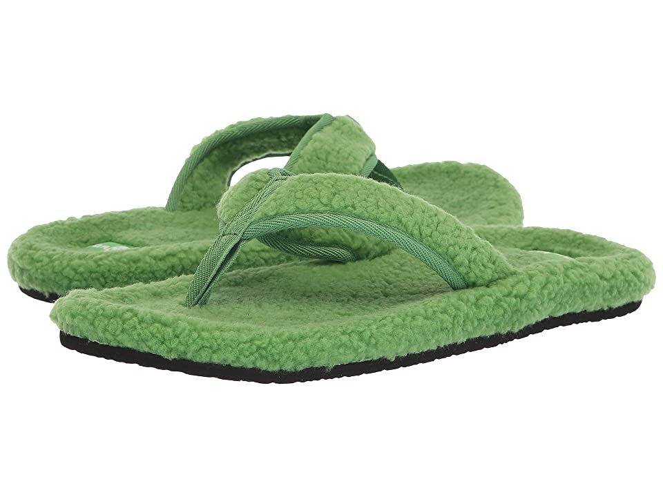 Sanuk Furreal Classic Chill (Sanuk Green) Men