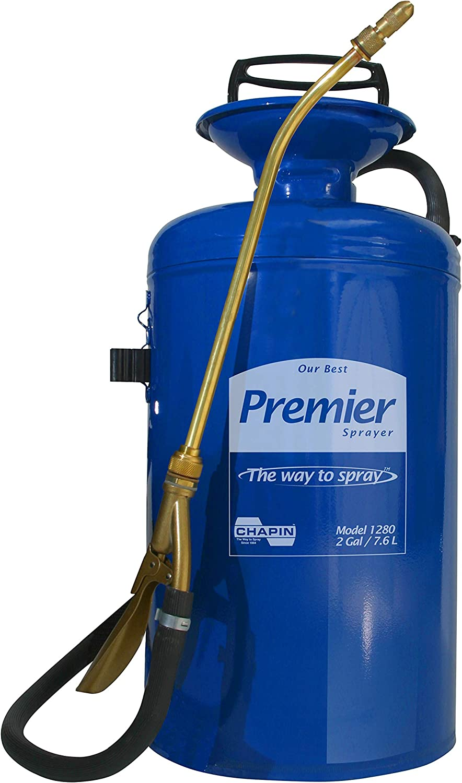 Chapin 1280 Department store Premier Pro 2-Gallon Sprayer Don't miss the campaign Tri-Poxy Fert For Steel