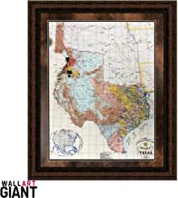 Best texas historical map of republic of texas 1836 Reviews