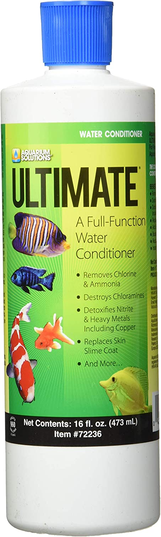 Hikari Usa AHK72236 Ultimate Cloram-X for Aqua Max 58% Max 57% OFF OFF Water Conditioner