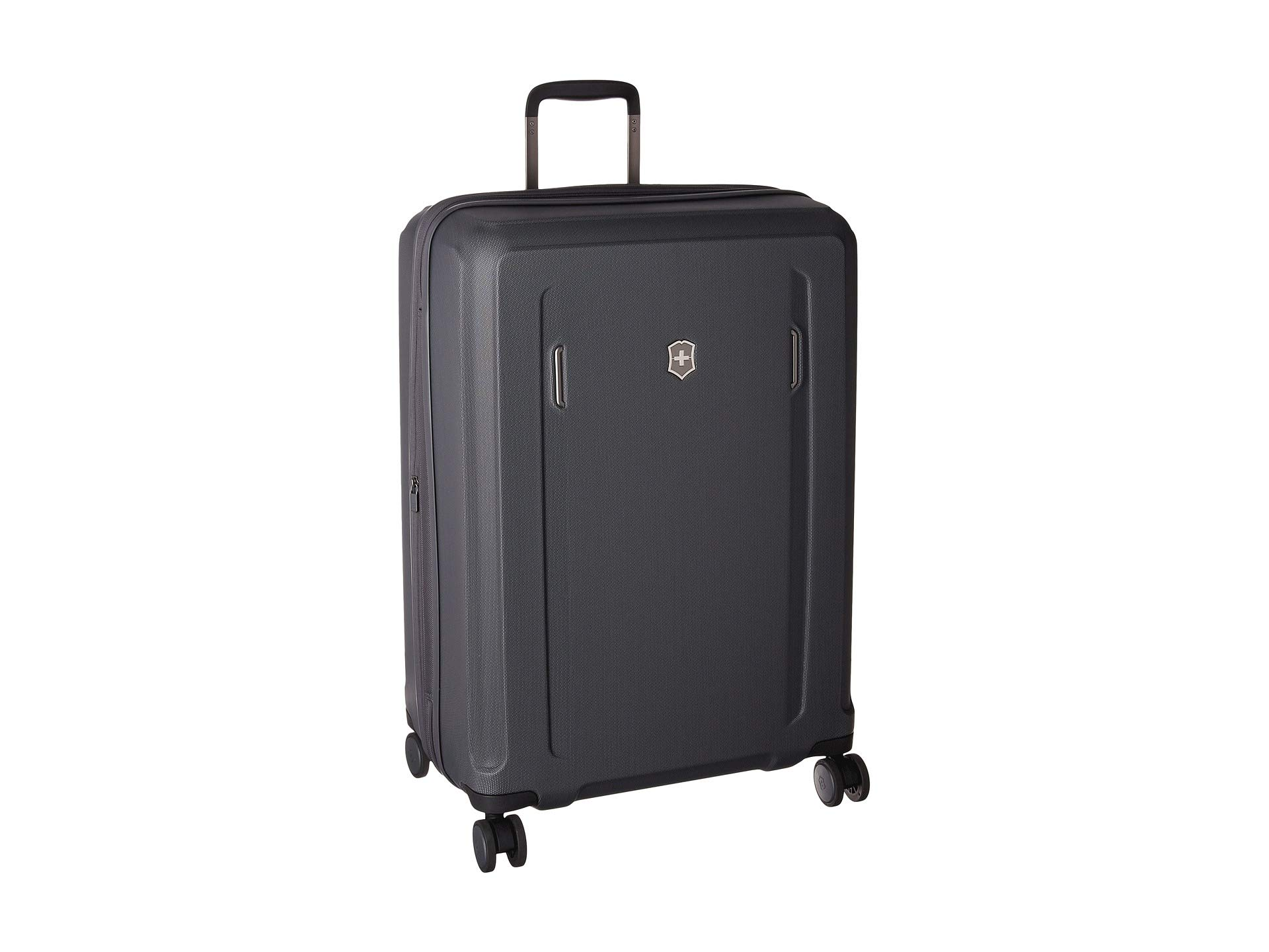6 Traveler Large 0 Case Victorinox Hardside Grey Werks aTqwEE