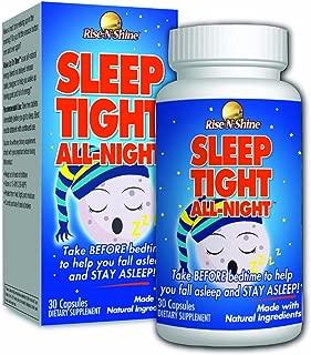 Rise-N-Shine Sleep Tight All Night, 30 Count