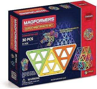 Magformers 63078 Standard Super Magformers Set (30-pieces)