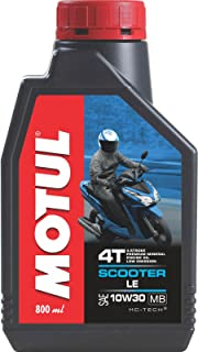 Motul Scooter LE 10W30 Engine Oil (800 ml)