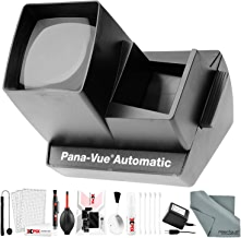 Pana-Vue 6566 Automatic Slide Viewer with Transformer and Deluxe Cleaning Kit