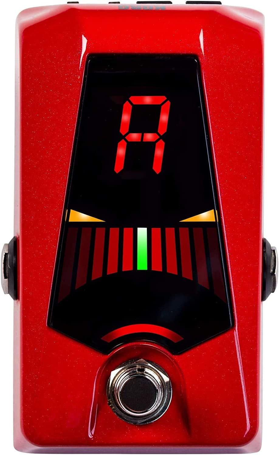 Limited Max 51% OFF time sale KORG PB-AD RD Pedal Tuner for Pitchblack Advance Bass R Guitar