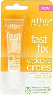 Alba Botanica Fast Fix for Undereye Circles, 0.25 oz.