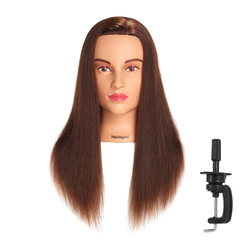 新発売 Hairingrid 春の新作 Mannequin Head 20