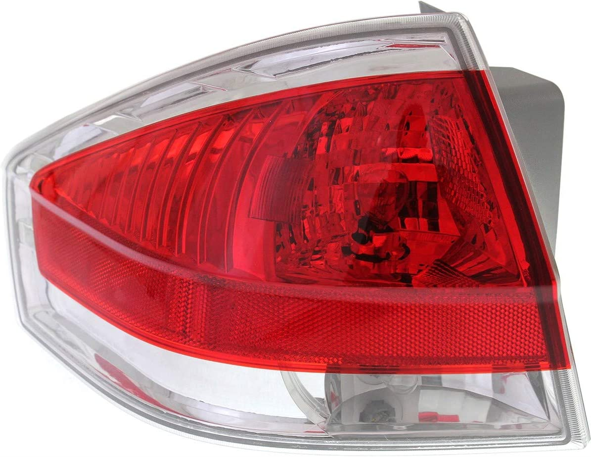 Garage-Pro Tail Light for 公式サイト FORD FOCUS Chrome LH Assembly 格安店 w 09-11