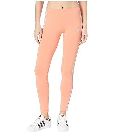adidas Originals 3 Stripes Tights (Dust Pink) Women