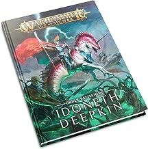 Games Workshop Warhammer Age of Sigmar Idoneth Deepkin Battletome