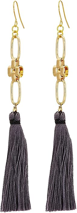 Vanessa Mooney - The Faith Tassel Earrings