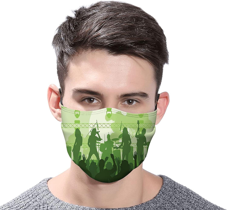 BUQIHU Cloth Face Mask High material Bandana Spasm price Filters with Adjus 2pcs Balaclava