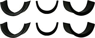 Iszy Billiards - Juego de 6 Bolsas de Billar de 10,16 cm