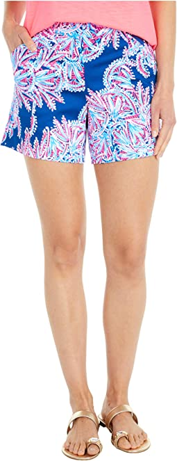Arabeth Stretch Shorts