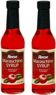 Reese Syrup Maraschino (2 Pack)